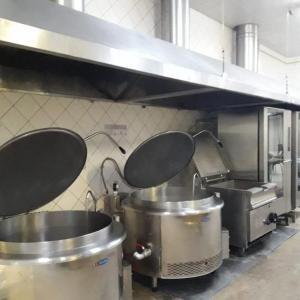 Fornecedor de equipamentos para cozinha industrial