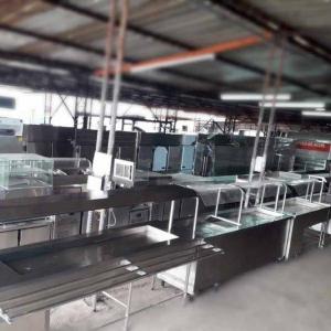 Locação de equipamentos para cozinha industrial