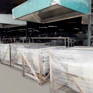 Venda equipamento cozinha industrial usado