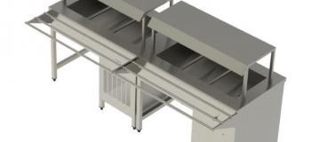 Aluguel de equipamentos para cozinha industrial